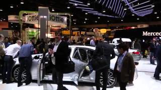 Mercedes-Benz Innovation at 2014 Consumer Electronics Show CES