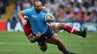 Italy v Canada - Full Match Highlights and Tries Rugby World Cup. - Italy v Canada - Full Match High