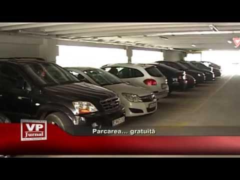 Parcarea… gratuita