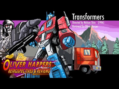 Transformers The Movie (1986) Retrospective / Review
