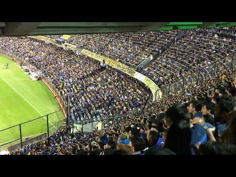 FIESTA A PURO PULMÓN VS ARSENAL 2017 - La 12 - Boca Juniors