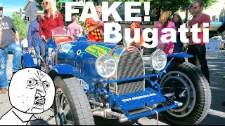 Another FAKE Bugatti ?? by Vehicle Virgins