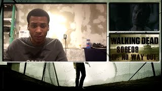 The Walking Dead Season 6 Episode 9 - REACTION