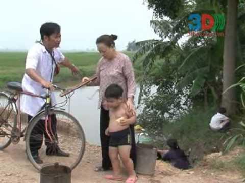 Quang Tèo – Thu Hà nói về Vệ sinh môi trường