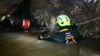 Video Thai diver dies during cave rescue attempt - #GME MP3, 3GP, MP4, WEBM, AVI, FLV September 2018