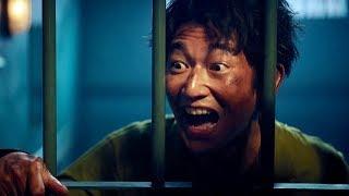 成田凌&クロちゃん、瑛太をモンスト侮辱罪で収監!?/モンスターストライク「モンストプリズン 収監」篇(60秒)