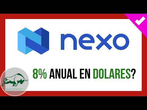 💵 NEXO Wallet Criptomonedas | Como Ganar 8% en Dolares ❓ [Tarjeta - Prestamos - Intereses - Riesgos]