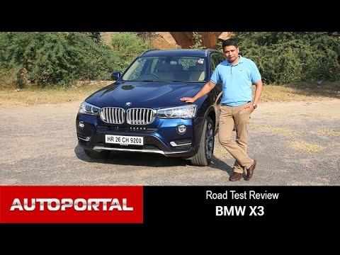 BMW X3 Test Drive Review – Autoportal