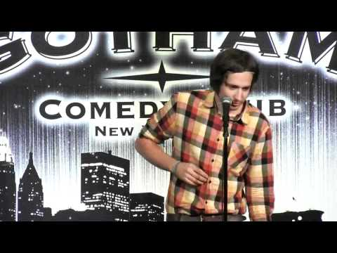 Michał Kempa - Gotham Comedy Club (ENG)