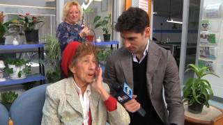 Ben Aaron Talks Love With The Experts...Adorable Senior Citizens.