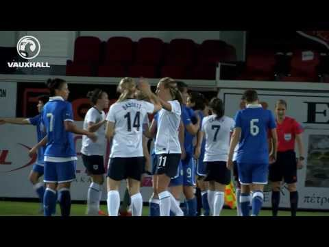 italy - A goal apiece from Karen Carney and Toni Duggan allowed the England Women's team to begin their Cyprus Cup defence with a deserved 2-0 victory over Italy. Bi...