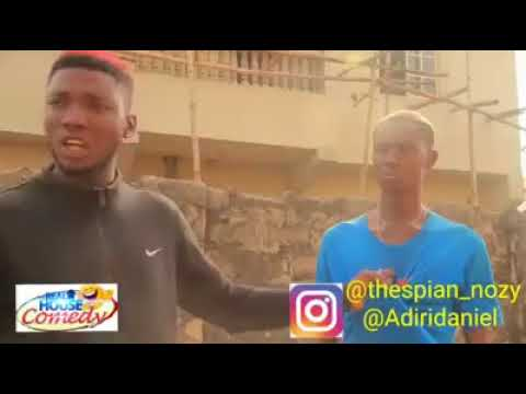 The debtor Real House Of Comedy Nigerian Comedy