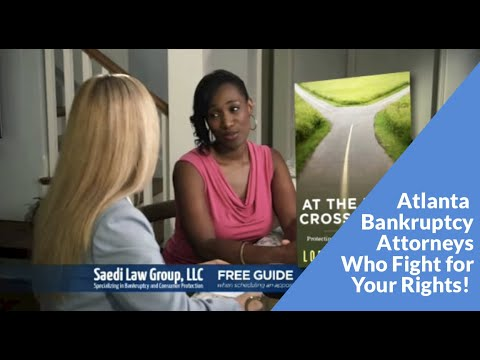 Atlanta Bankruptcy Attorney: Helping You Begin Again
