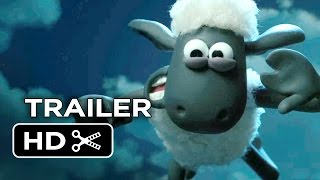 Nonton Shaun the Sheep Movie Official Trailer #1 (2015) - Animated Movie HD Film Subtitle Indonesia Streaming Movie Download