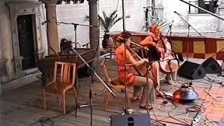 Video koncert na nádvoří zámku v Telči (28.7.2007)