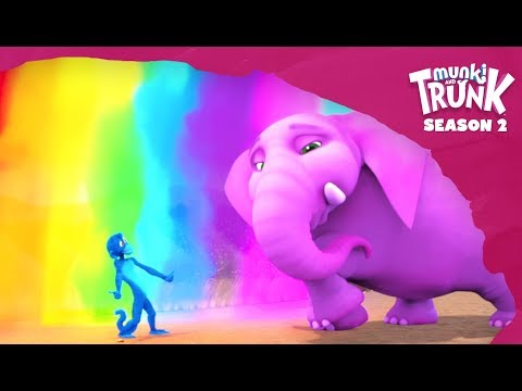 Rainbow Rising – Munki and Trunk Season 2 #4