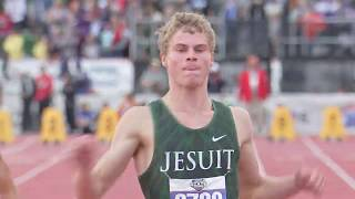 Video Matthew Boling sets state and national records in 100m MP3, 3GP, MP4, WEBM, AVI, FLV Mei 2019