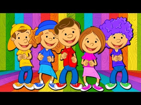 Video Animated To the Music - Actions Song for Kids - Bounce Patrol download in MP3, 3GP, MP4, WEBM, AVI, FLV January 2017
