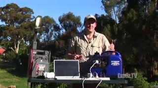 4. Yamaha EF1000iS Generator Inverter