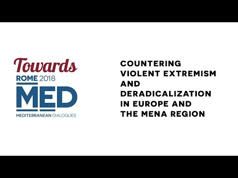 CVR and Deradicalization Measures in EU and the MENA region | Towards MED 2018 @ Rabat