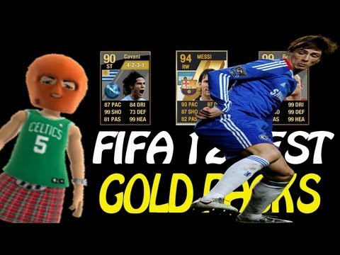 FIFA 12 Gold Pack - http://www.youtube.com/watch?v=D5Mm7LxVUWI&feature=channel_video_title CLICK HERE TO WATCH FIFA 12 BEST GOLD PACK EVER EP 2 Dutchy on twitter http://twitter....