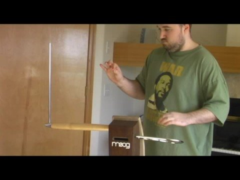 Take On Me On The Theremin