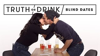 Video Blind Dates Play Truth or Drink (Round 2) | Truth or Drink | Cut download in MP3, 3GP, MP4, WEBM, AVI, FLV January 2017