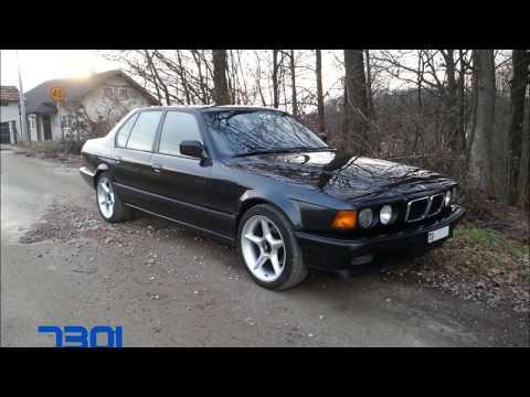 BMW 730i e32 V8 Amazing