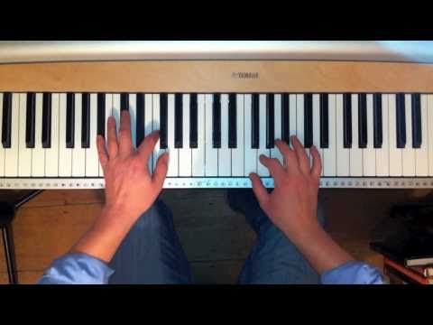 Pentatonic scales for improvisation – piano tutorial