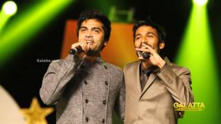 Dhanush and STR to clash with each other  - Tamil cine news - 27-01-2014