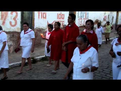 Procissão do Senhor Morto 2015, Nova Olinda-CE