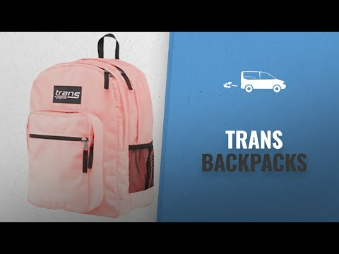 Trans By Jansport Backpack [2018]: Trans Jansport Backpack Supermax Pink Pansy