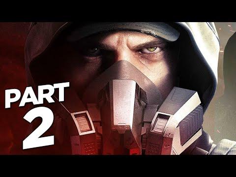 THE DIVISION 2 WARLORDS OF NEW YORK Walkthrough Gameplay Part 2 - JAMES DRAGOV (DLC)