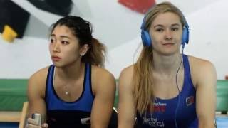 Five Ten 2016 | Shauna Coxsey | Overall IFSC Overall World Champion 2016 by Five Ten