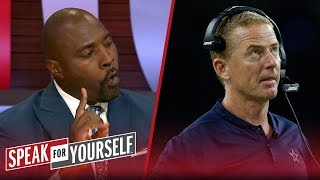 Video Marcellus Wiley strongly disagrees Cowboys need to fire Jason Garrett | NFL | SPEAK FOR YOURSELF MP3, 3GP, MP4, WEBM, AVI, FLV Oktober 2018