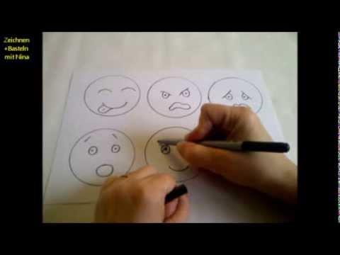 zeichnen lernen f r anf nger emotionen gef hle zeichnen zeichnen lernen. Black Bedroom Furniture Sets. Home Design Ideas