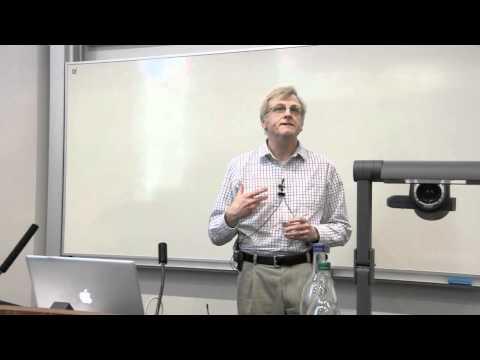 Antrittsvorlesung: Prof. John Lee