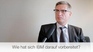 Dr. Wolfgang Maier von IBM über die Entwicklungen im Server-Markt
