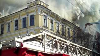 Пожарная безопасность в административных зданиях
