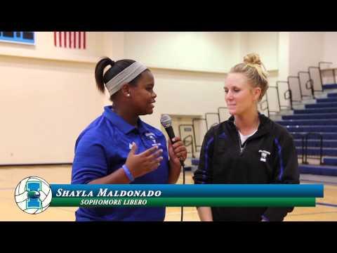 Islanders Volleyball Sweep McNeese State
