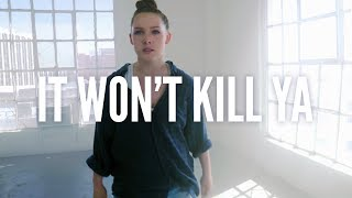 Video THE CHAINSMOKERS - It Won't Kill Ya   Kyle Hanagami & Haley Fitzgerald Choreography MP3, 3GP, MP4, WEBM, AVI, FLV Juli 2018