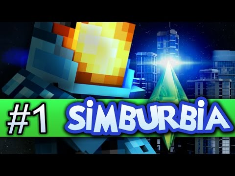 City - Let's SMASH through 5000 Likes for more Simburbia! Simburbia! Create and manage your own city in Minecraft!!! It's like Sim City but with quests, secrets, creepers, and so much more! ▻CHECK...