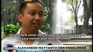 Download Video WNA asal Belanda Kembali Ke Indonesia Cari Orang Tua Kandung - Lintas Petang (25/8) MP3 3GP MP4