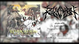 My Favorite Parts | Revocation (Great Is Our Sin) 2016