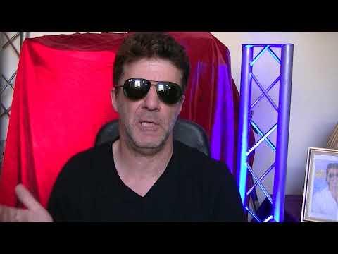 Andy Monk as Simon Cowell (Lookalike)