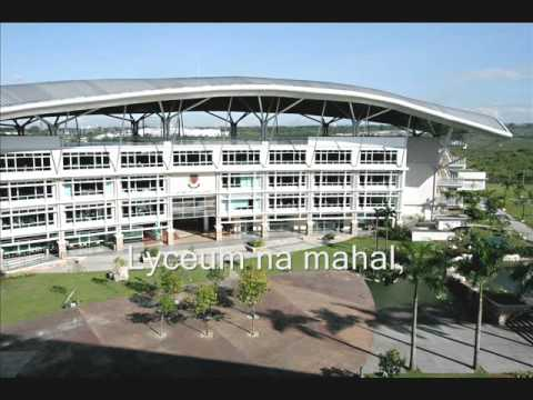 Lyceum - Lyceum Hymn was made by the students of LPU (International Travel & Tourism Management) of the students (John Andrew Murillo, Ruth Reyes, Maricris Caballero,...