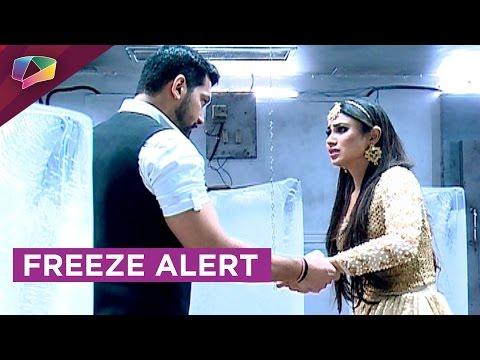 Shivangi Freezes Mahish | Naagin 2 |