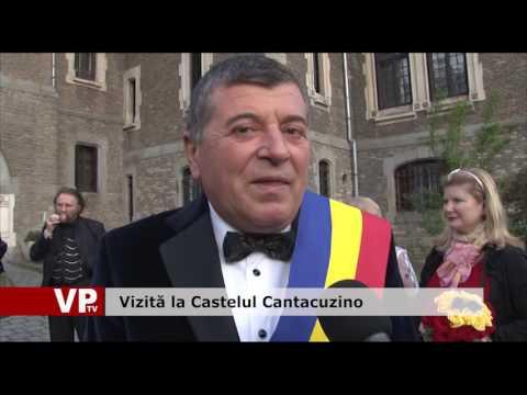 Vizită la Castelul Cantacuzino