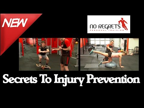 Rehab & Injury Prevention - The Secrets To Choosing The Right Exercises