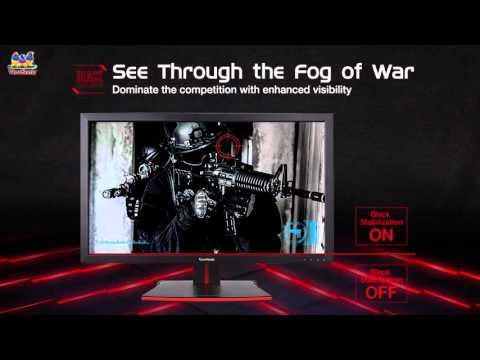 4K Ultra HD Gaming Monitor XG2700-4K by ViewSonic